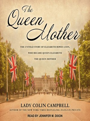 cover image of The Queen Mother