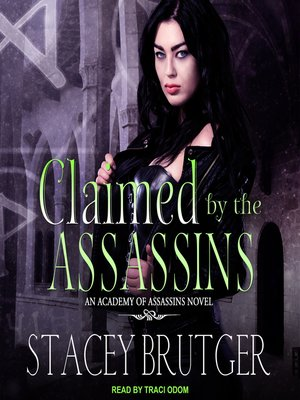 cover image of Claimed by the Assassins