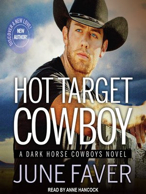 cover image of Hot Target Cowboy