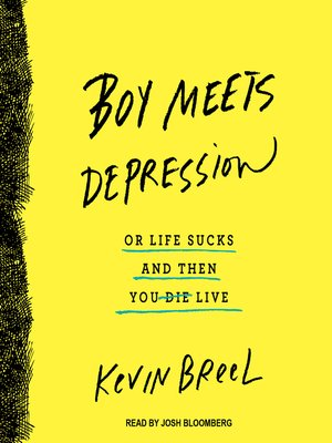 cover image of Boy Meets Depression