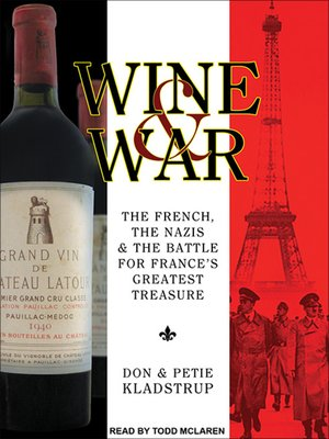 cover image of Wine and War