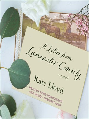 cover image of A Letter from Lancaster County