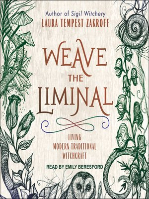 cover image of Weave the Liminal