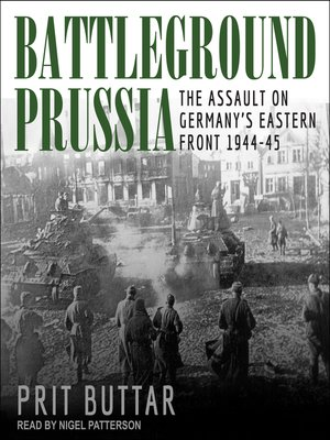 cover image of Battleground Prussia