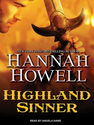 cover image of Highland Sinner
