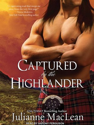 cover image of Captured by the Highlander