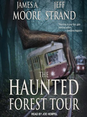cover image of The Haunted Forest Tour