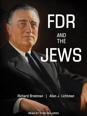 cover image of FDR and the Jews