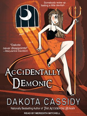 cover image of Accidentally Demonic