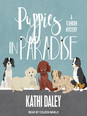 cover image of Puppies in Paradise