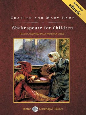cover image of Shakespeare for Children