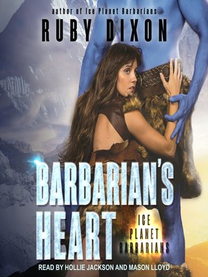 cover image of Barbarian's Heart