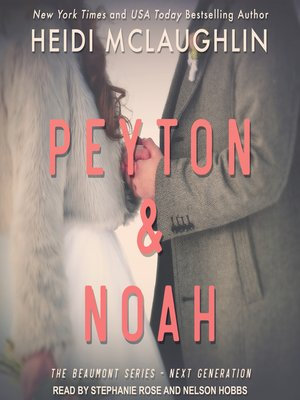 cover image of Peyton & Noah