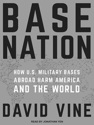 cover image of Base Nation