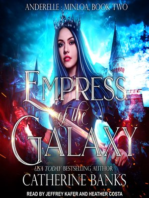 cover image of Empress of the Galaxy