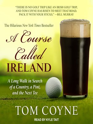 cover image of A Course Called Ireland