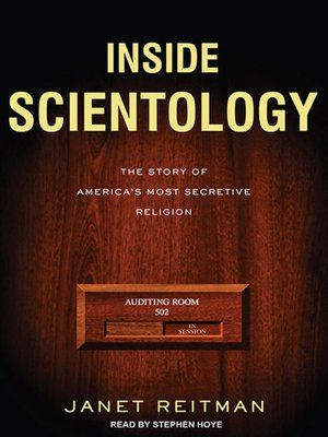 cover image of Inside Scientology