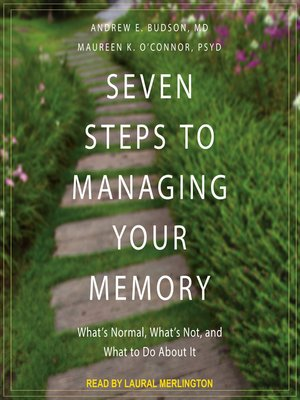 cover image of Seven Steps to Managing Your Memory