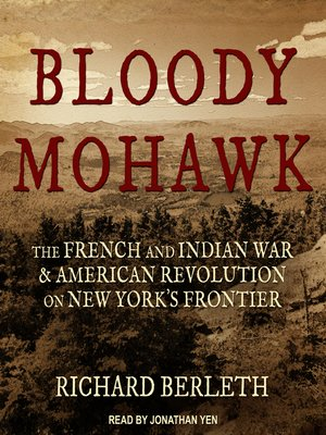 cover image of Bloody Mohawk