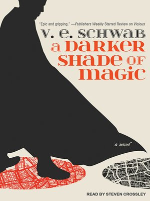 cover image of A Darker Shade of Magic