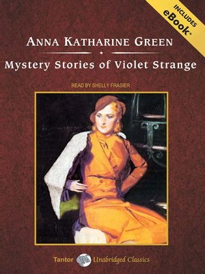 cover image of Mystery Stories of Violet Strange