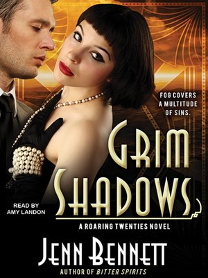 cover image of Grim Shadows