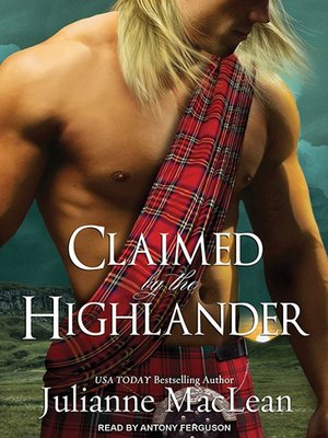 cover image of Claimed by the Highlander