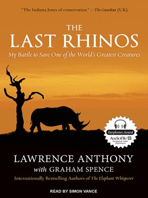 cover image of The Last Rhinos