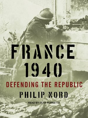 cover image of France 1940