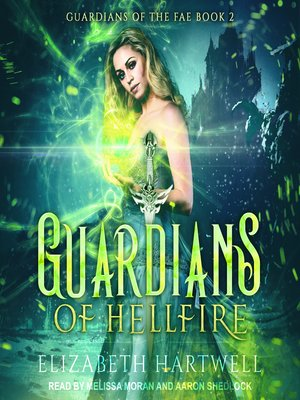 cover image of Guardians of Hellfire--A Reverse Harem Paranormal Fantasy Romance