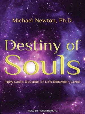 cover image of Destiny of Souls