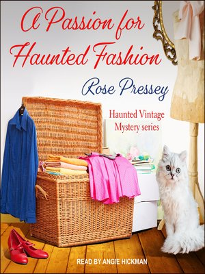 cover image of A Passion for Haunted Fashion