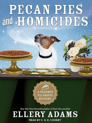 cover image of Pecan Pies and Homicides