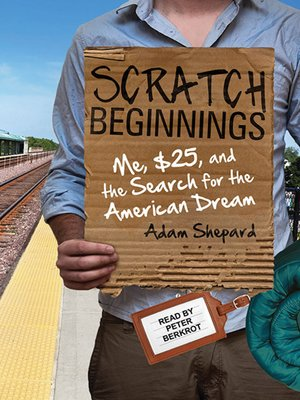 cover image of Scratch Beginnings