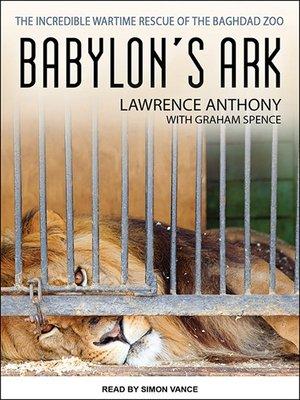 cover image of Babylon's Ark