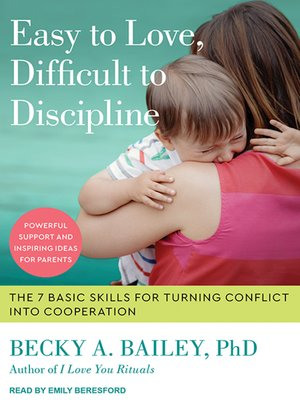 cover image of Easy to Love, Difficult to Discipline