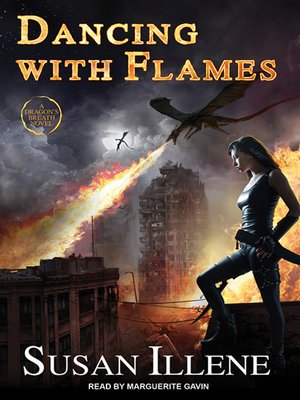 cover image of Dancing with Flames