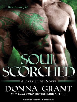 cover image of Soul Scorched