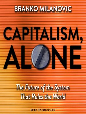 cover image of Capitalism, Alone
