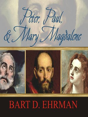 cover image of Peter, Paul, and Mary Magdalene