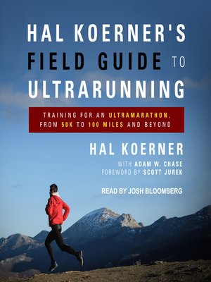 cover image of Hal Koerner's Field Guide to Ultrarunning