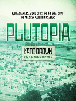 cover image of Plutopia
