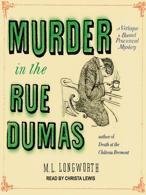 cover image of Murder in the Rue Dumas