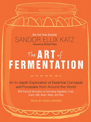 cover image of The Art of Fermentation