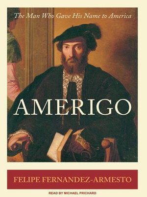 cover image of Amerigo