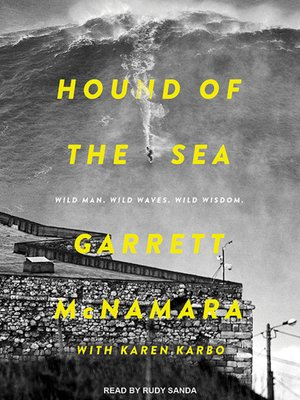 cover image of Hound of the Sea