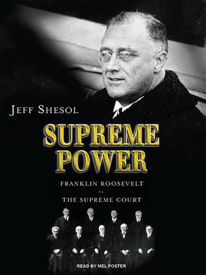 cover image of Supreme Power
