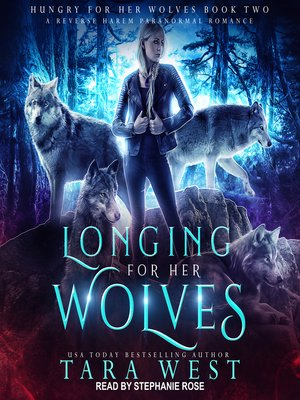 cover image of Longing for Her Wolves