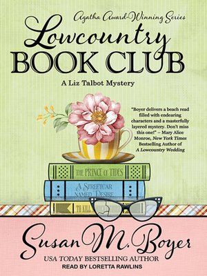 cover image of Lowcountry Book Club