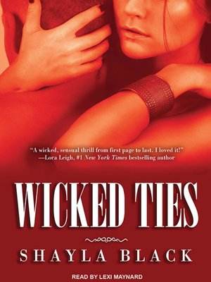 cover image of Wicked Ties